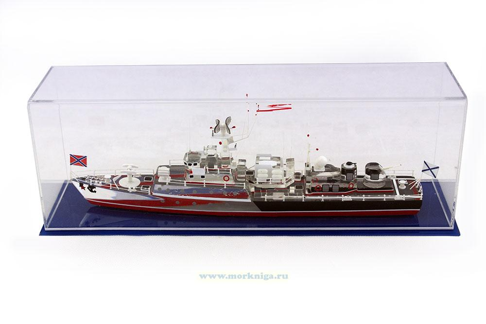 Модель корабля МПК пр.