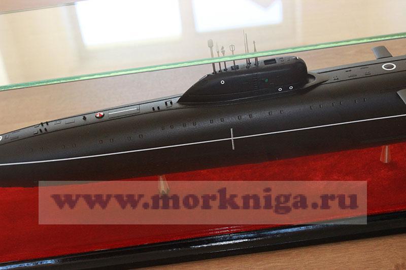 Модель атомной подводной лодки проекта 670 М