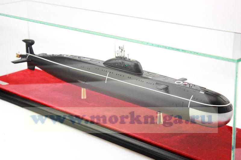 купить готовый макет подводной лодки