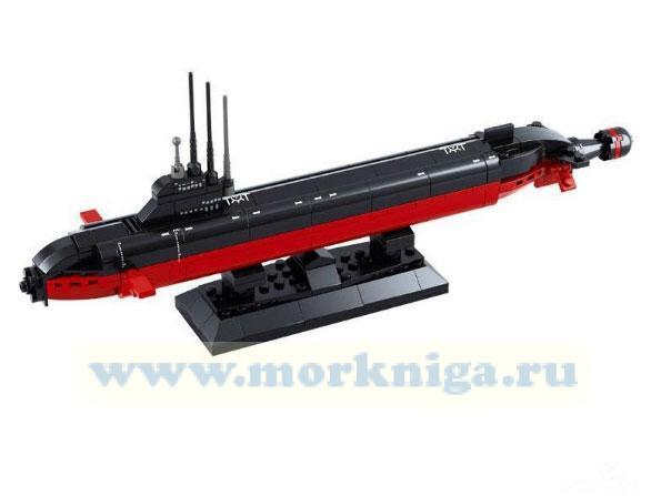 Модель Атомной подводной лодки. Конструктор