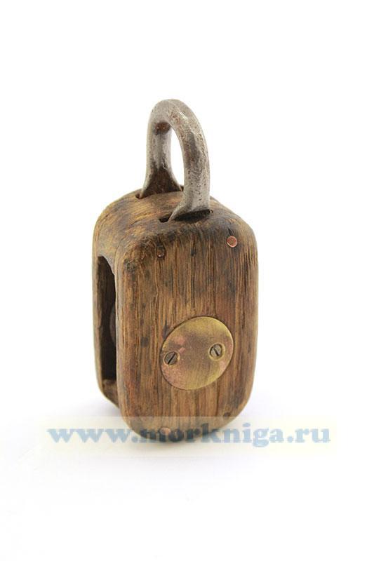 Блок деревянный малый (65 х 40 мм)