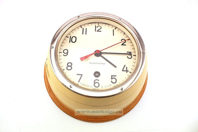 Часы каютные на подставке