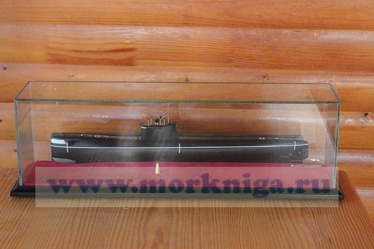 Модель подводной лодки 641-Б проекта