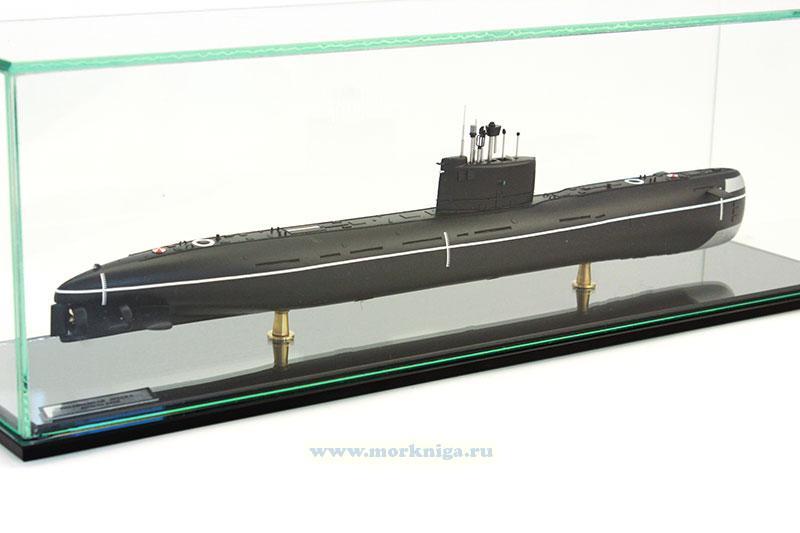 Модель подводной проекта лодки 641-Б