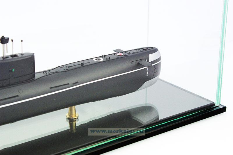 макет подводной лодки 641 проекта