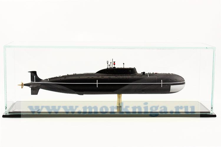 Макет атомной подводной лодки пр. 971