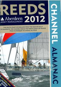 Reeds Aberdeen Asset Management Channel Almanac 2012+Marina Guide 2012