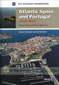 Атлантическое побережье Испании и Португалии 6-я редакция Atlantic Spain & Portugal