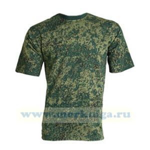 Тельняшка-футболка камуфляж (цифра)