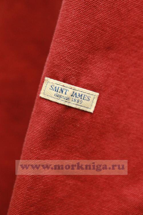 Рубашка мужская NEMO бордовая