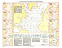Гидрометеорологические карты северной части Атлантического океана. Адм. № 6219