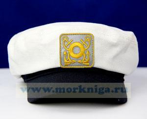 Капитанка  (белая) для яхтсменов. Размер 59