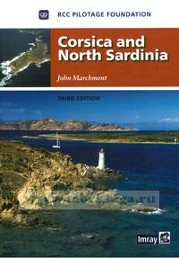 Corsica and North Sardinia Корсика и Северная Сардиния 3-я редакция