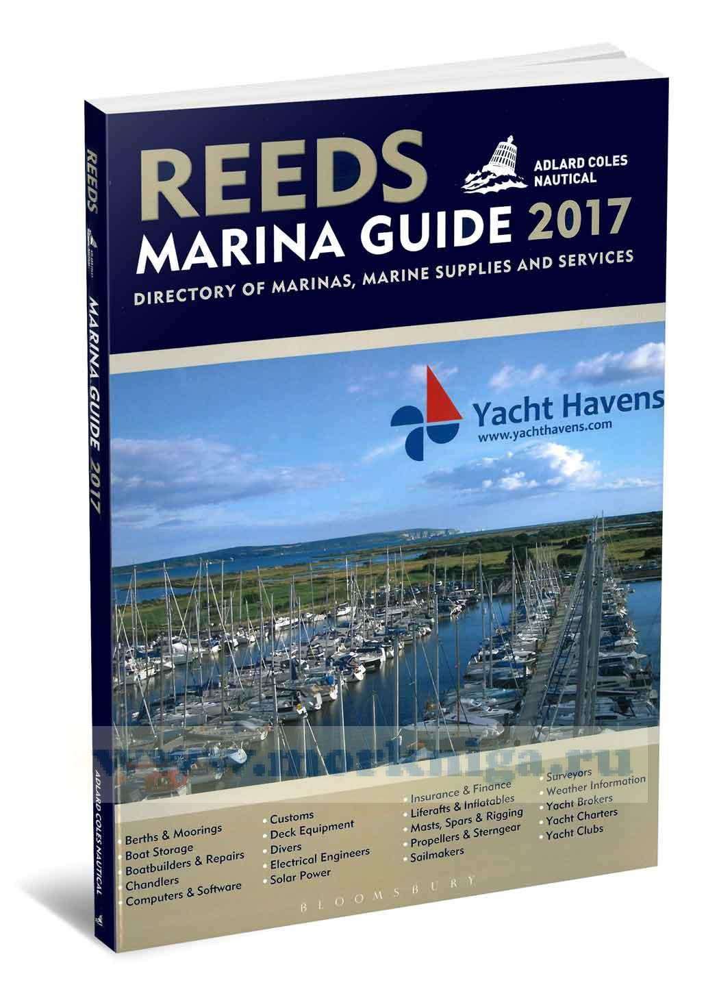 Reeds Marina Guide 2017
