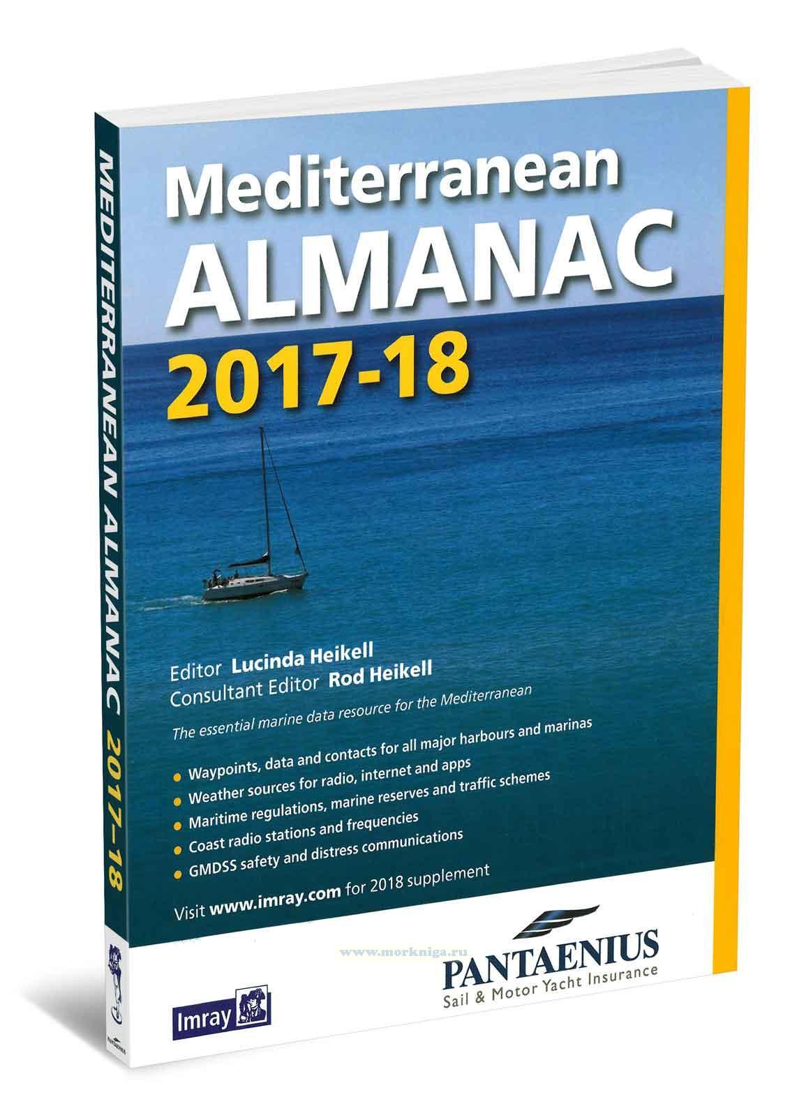 Mediterranean Almanac 2017-18