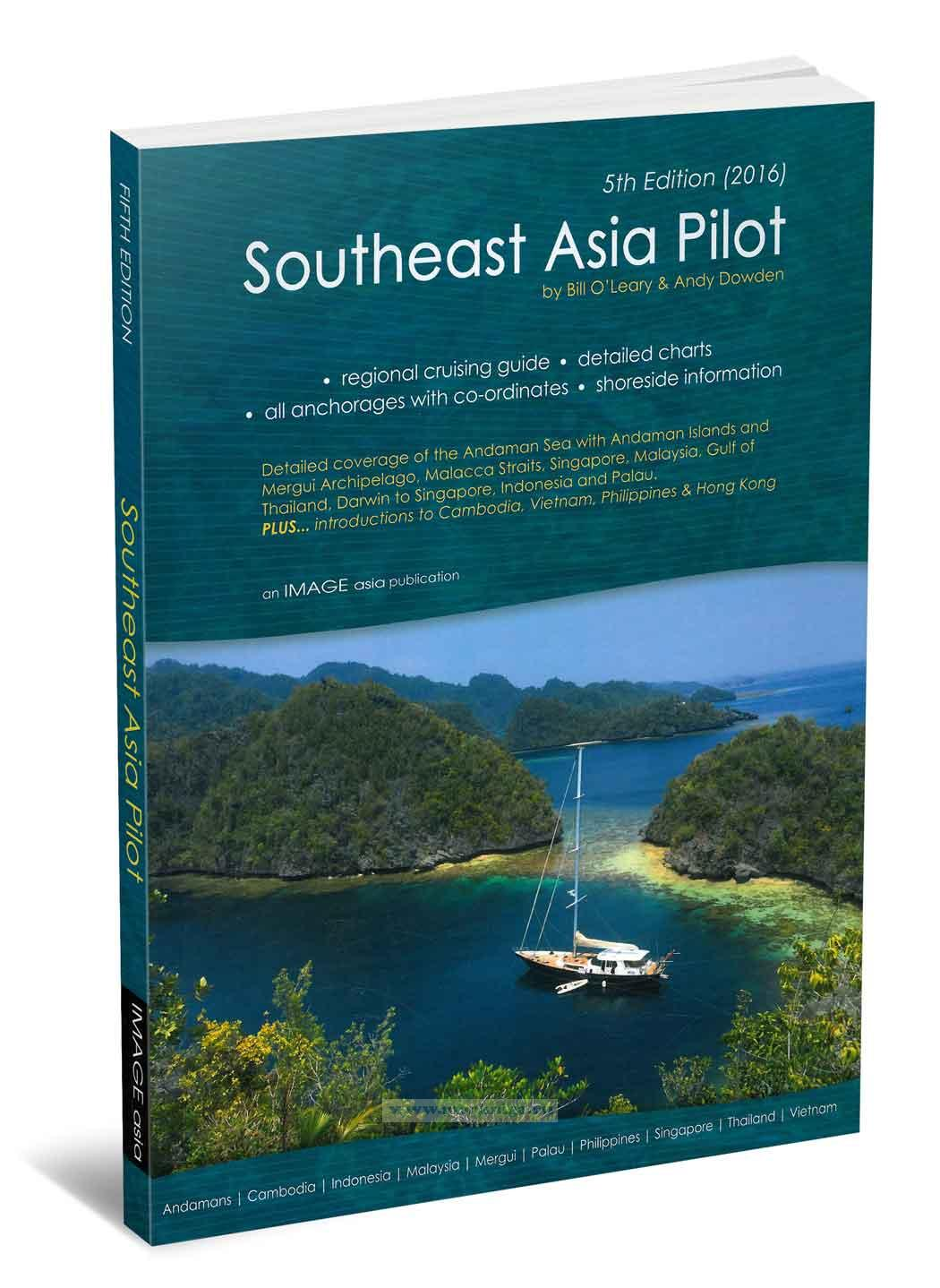 Southeast Asia Pilot. 5th Edition
