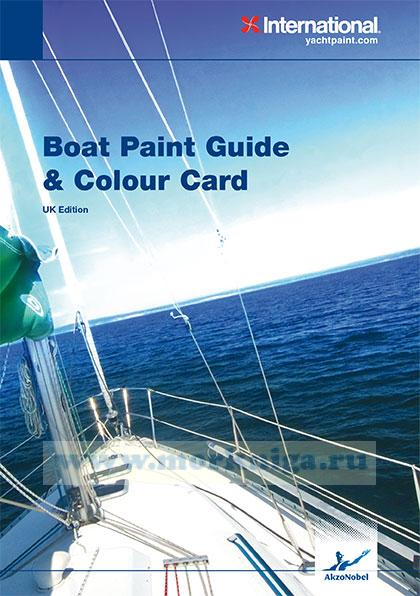 Boat Paint Guide & Colour Card