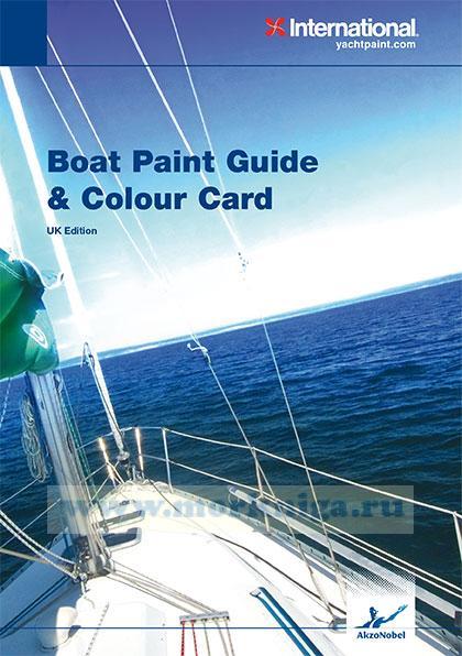 Boat Paint Guide & Colour Card