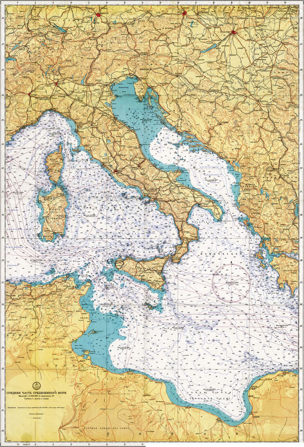 Генеральные карты