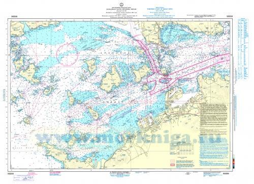 66336 Пролив Бисан (Масштаб 1:50 000)