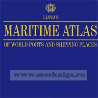 CD Lloyd's maritime atlas. 25th edition
