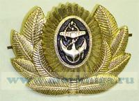 Кокарда ВМФ рядового состава (без орла)