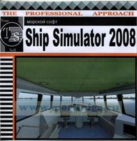 CD Ship simulator 2008
