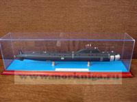 Макет атомной подводной лодки проекта 885