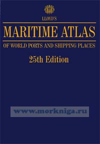 Lloyd's Maritime Atlas of world ports and shipping places + CD (25th edition)