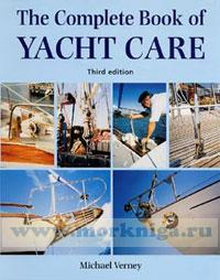 The complete book of yacht care. Third edition