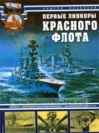 Первые линкоры Красного флота.