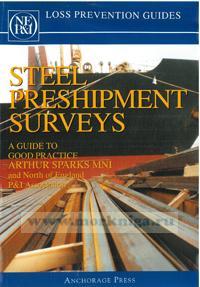 Steel preshipment surveys