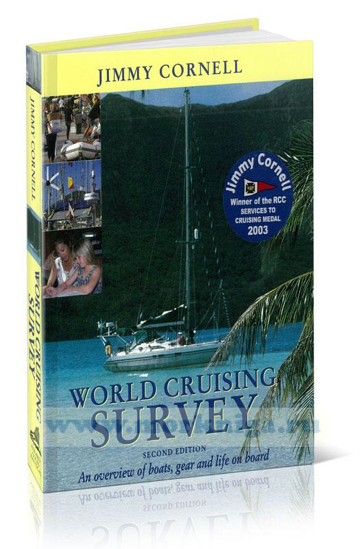 World Cruising Survey. Исследование кругосветного плавания на яхте