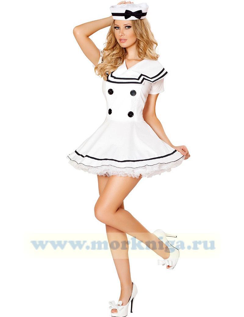 "Женский костюм ""Pin Up Sailor"""