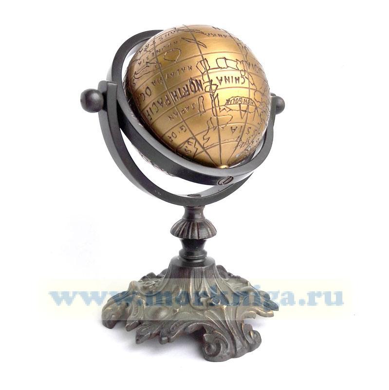 Глобус малый на одной опоре