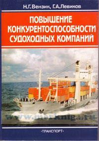 Повышение конкурентоспособности судоходной компании