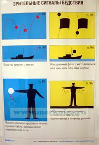 Комплект плакатов по Правилам плавания по внутренним водным путям РФ (ламинат, 16 листов)