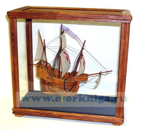 "Модель корабля ""Санта Мария"""