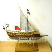 Модель балтийской галеры