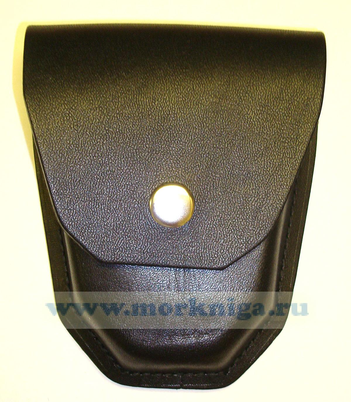 Держатель для наручников формованный (черный)