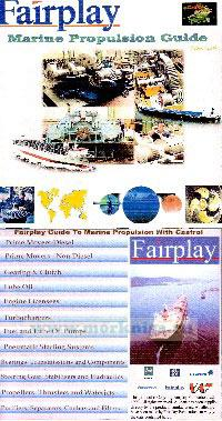 CD Fairplay (Marine Propulsion Guide) (английская версия)