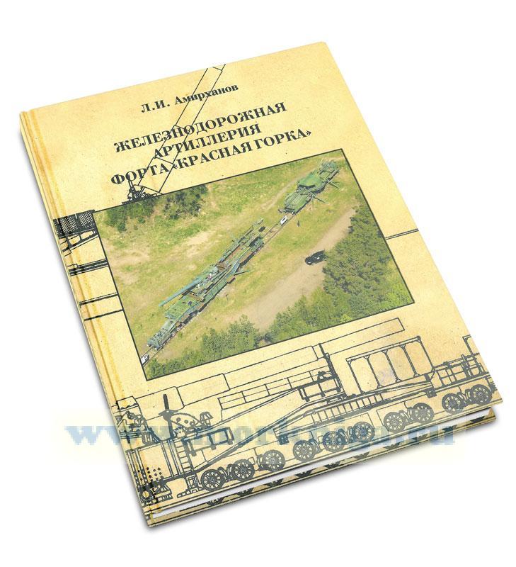 Железнодорожная артиллерия форта