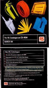 CD The RS Catalogue (английская версия)