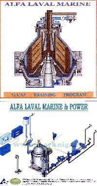 CD Alfa Laval Marine & Power (английская версия)