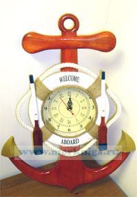 Часы-якорь