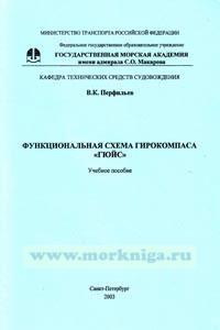 Функциональная схема гирокомпаса