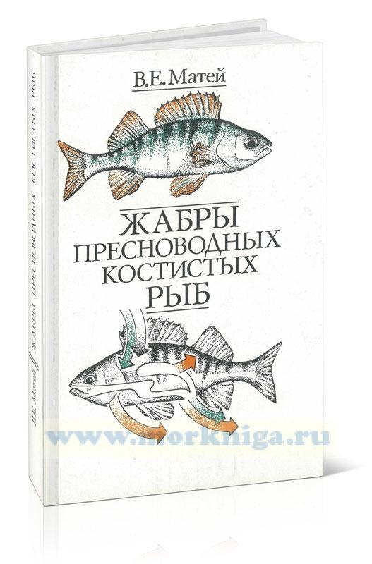 Жабры пресноводных костистых рыб