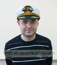 Капитанка с шевроном