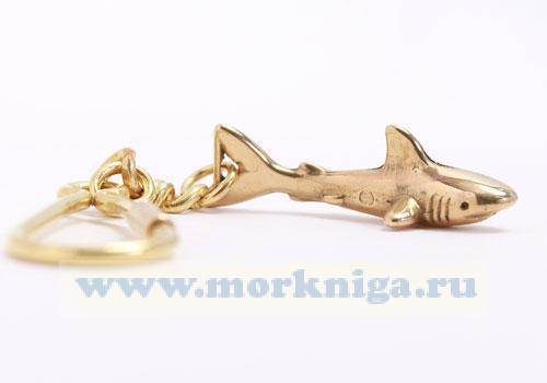 Брелок с акулой