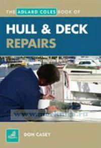 Hull & deck repair
